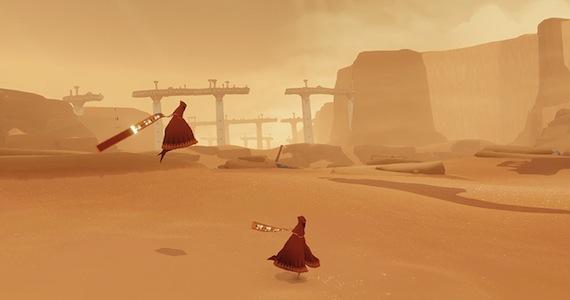 Journey, um jogo sensacional