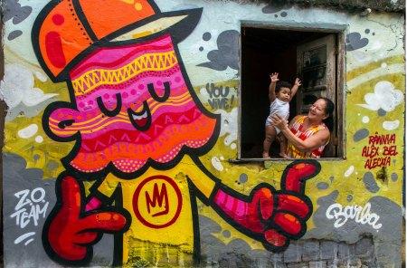 street art. mof
